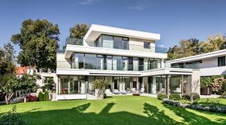 Villa Dahlem schaper 35 david borck immobiliengesellschaft