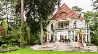Villa am Messelpark