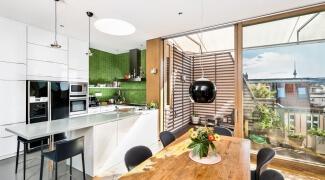 Penthouse Boetzow